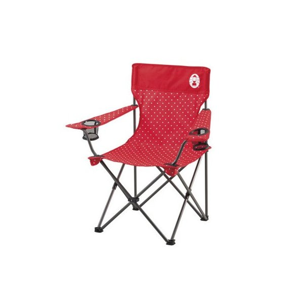 コールマン(Coleman) リゾートチェア レッドドット 2000026734 折りたたみ椅子 キャンプ (Men's、Lady's)