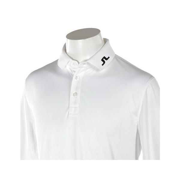 Jリンドバーグ(J.LINDEBERG) ゴルフウェア メンズ M Tour Tech LS Reg T 071-25310-004  (Men's)