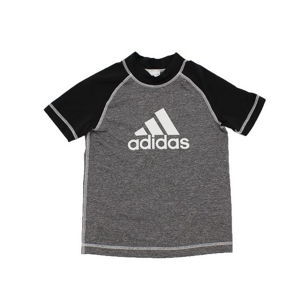 アディダス(adidas) ジュニア ラッシュガード 半袖ラッシュガード ENG29-CF7330 (キッズ)