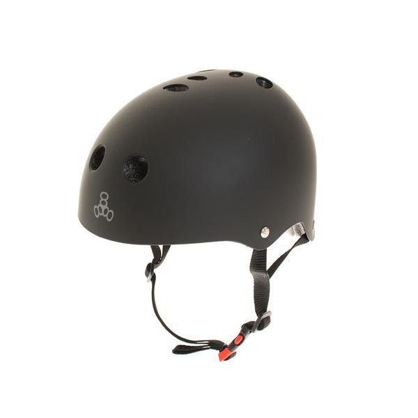 トリプルエイト(Triple Eight) ヘルメット T818TC BKRU (メンズ)
