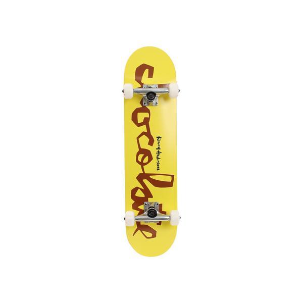 チョコレート(Chocolate) CPC40 KA-S 7.5 スケートボード スケボー コンプリート  (メンズ、レディース)