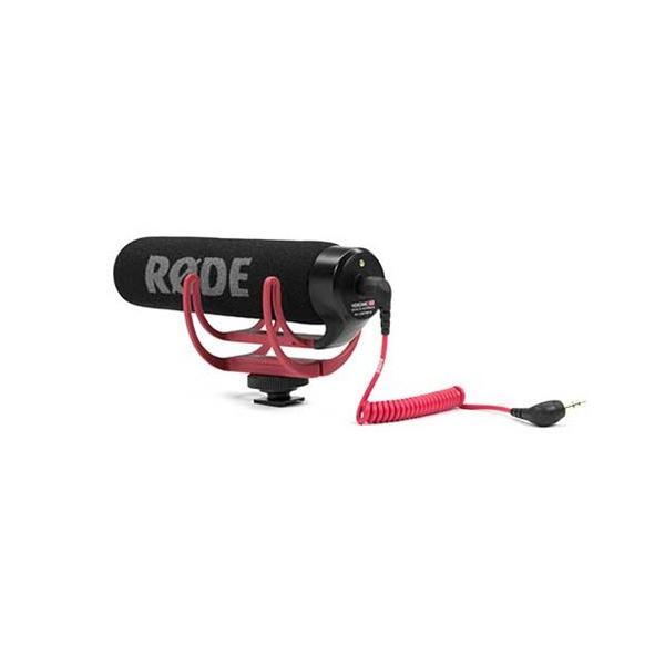 RODE ロード VIDEOMIC GO ガンマイク ビデオカメラ用マイク/ショットガンマイク 在庫あり