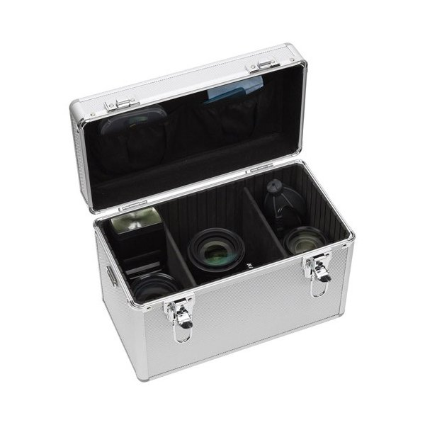 ハクバ アルミケース AC-02 ボックス M  ハードケース カメラケース 車移動 カメラ機材 ALC-AC02-M