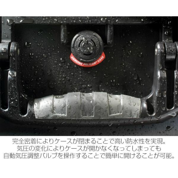 PELICAN ペリカン 1610HK ブラック 業務用 大型カメラケース ブロックウレタン付き キャリーハンドル キャスター 移動 プロテクトケース