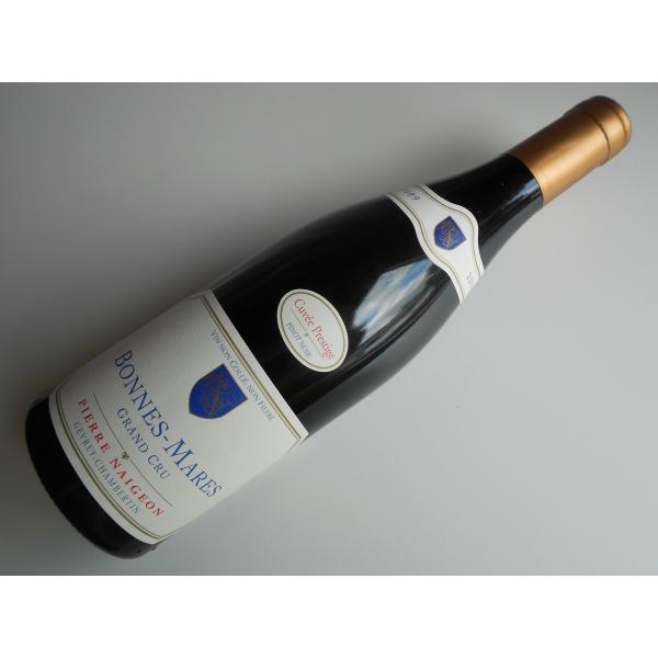 [2009]ボンヌ・マール グラン・クリュ ピエール・ネジョン Bonnes Mares Grand Cru Pierre Naigeon|vinsfinsmotohama