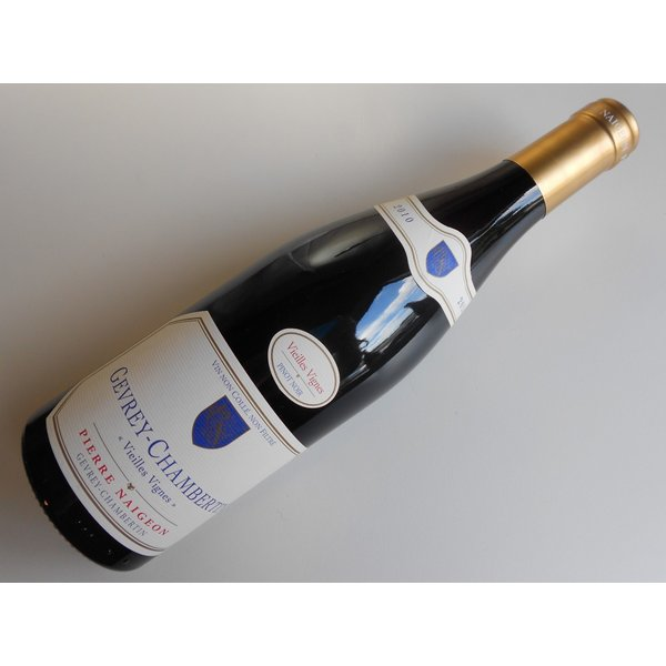 [2010]ジュヴレ・シャンベルタン ヴィエイユ・ヴィーニュ ピエール・ネジョン Gevrey-Chambertin Vieilles Vignes Pierre Naigeon|vinsfinsmotohama