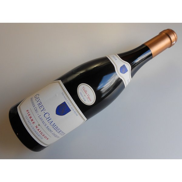 [2008]ジュヴレ・シャンベルタン プルミエ・クリュ ラヴォー・サン・ジャック ピエール・ネジョン Gevrey-Chambertin 1er Cru Lavaux St Jacques Pierre Naigeon|vinsfinsmotohama