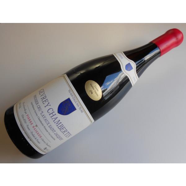 [2008Mg]ジュヴレ・シャンベルタン プルミエ・クリュ ラヴォー・サン・ジャック ネジョン マグナム Gevrey-Chambertin 1er Cru Lavaux St Jacques Naigeon 1.5L|vinsfinsmotohama