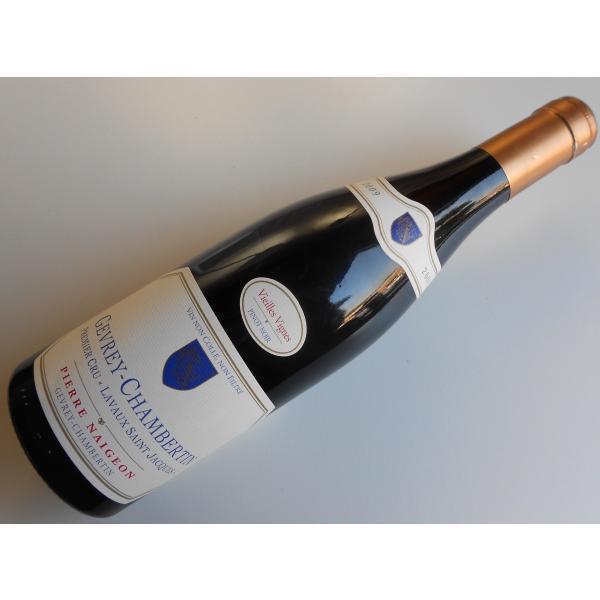 [2009]ジュヴレ・シャンベルタン プルミエ・クリュ ラヴォー・サン・ジャック ピエール・ネジョン Gevrey-Chambertin 1er Cru Lavaux St Jacques Pierre Naigeon|vinsfinsmotohama