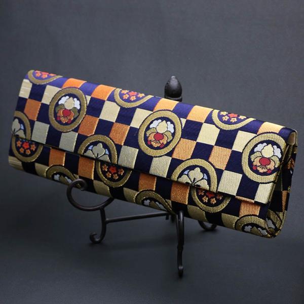 昭和レトロ 和装 クラッチバッグ 抱えバッグ (438)|vintagecamp