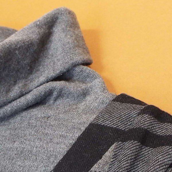 チュニック ワンピース 起毛 チェック柄 レディース Aライン ゆったり フリーサイズ 604g|visage-souriant1208|06