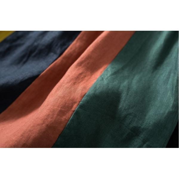 スカート Aライン カラフル レディース きれいめ 40代 50代  s1237|visage-souriant1208|07