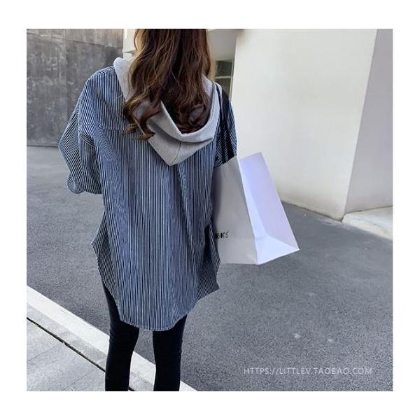 シャツ レディース おしゃれ 大人 夏 羽織り パーカー 40代 50代 s1263|visage-souriant1208|03