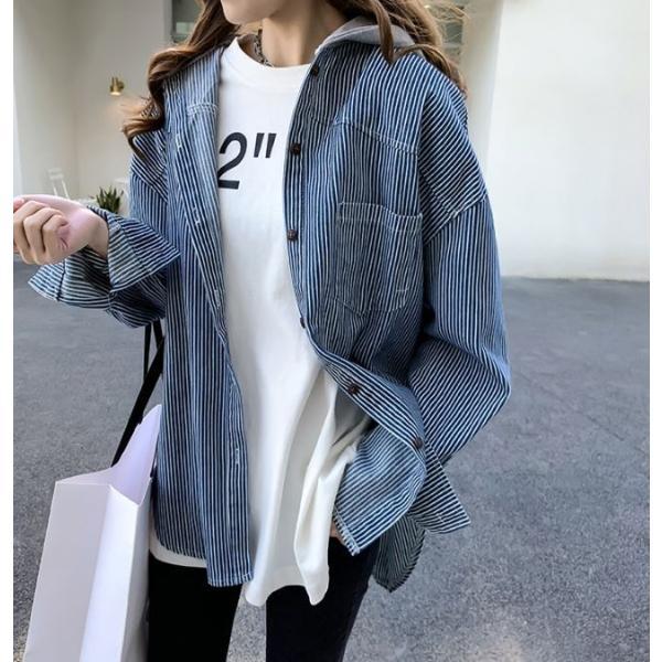 シャツ レディース おしゃれ 大人 夏 羽織り パーカー 40代 50代 s1263|visage-souriant1208|05