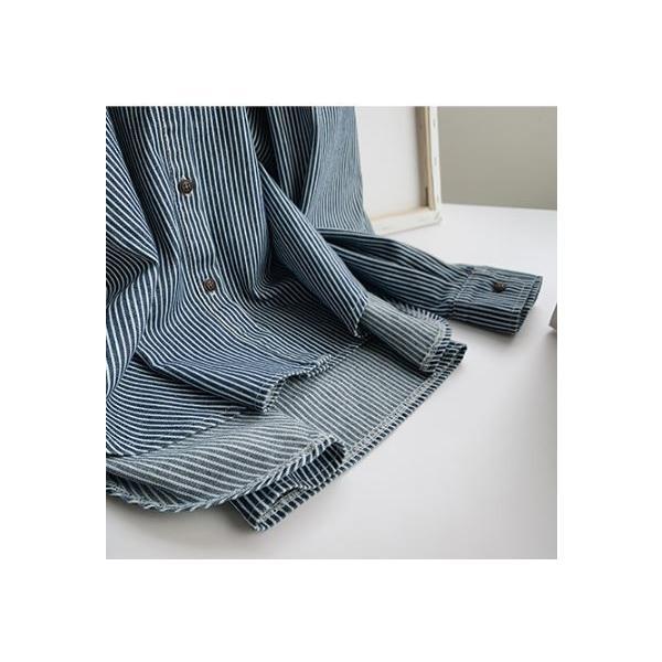 シャツ レディース おしゃれ 大人 夏 羽織り パーカー 40代 50代 s1263|visage-souriant1208|08