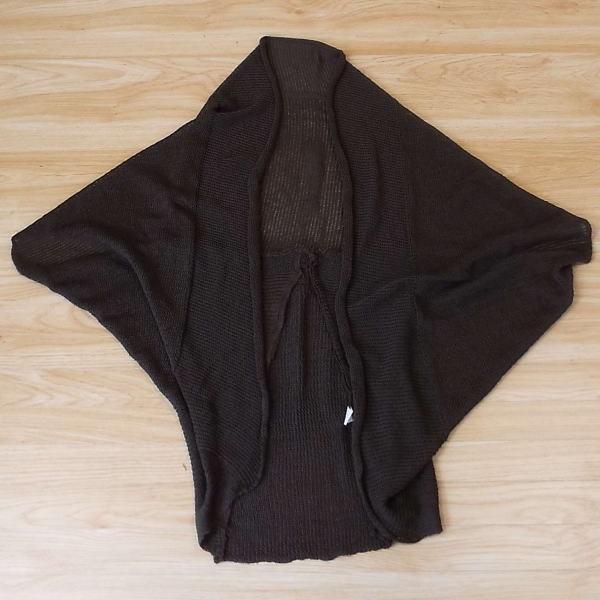 カーディガン ドルマン ロング 春夏 レディース ゆったり 体型カバー s2101|visage-souriant1208|06