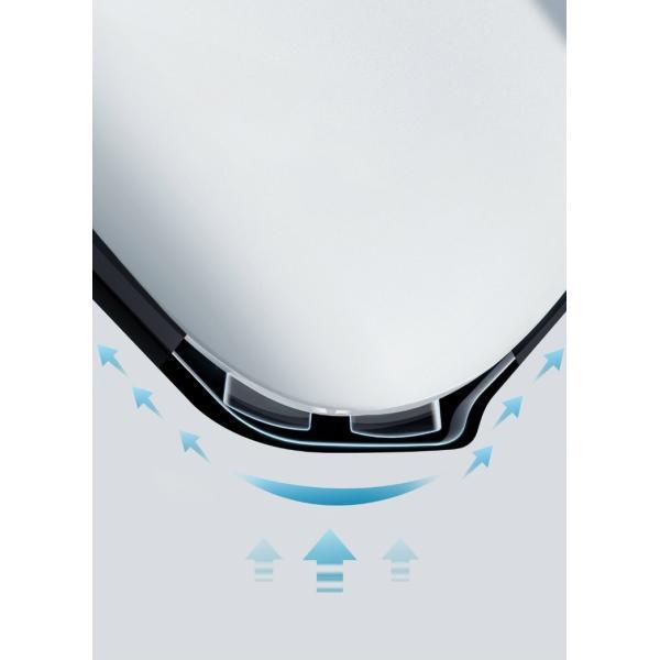Apple AirPods Pro ケース タフで頑丈 2重構造 半透明 カバー エアーポッズ CASE 耐衝撃 落下防止 アクセサリー 収納 保 visos-store 03