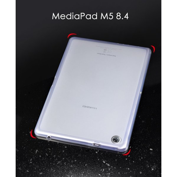 HUAWEI MediaPad M5 10 M5 lite 10 M5 8.4 Pro 10.8 クリア ケース 背面カバー 傷やほこりから守る|visos-store|09