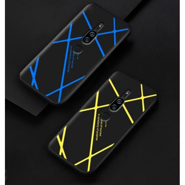 SONY Xperia XZ2 Premium ケース ソフトカバー  シンプル エクスぺリア 傷やほこりから守る 耐衝撃 軽|visos-store|07