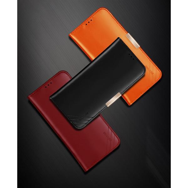 SONY Xperia XZ2 XZ2 Premium 手帳型 レザー おしゃれ ケース エクスぺリアXZ2 / SO-03K|visos-store|05