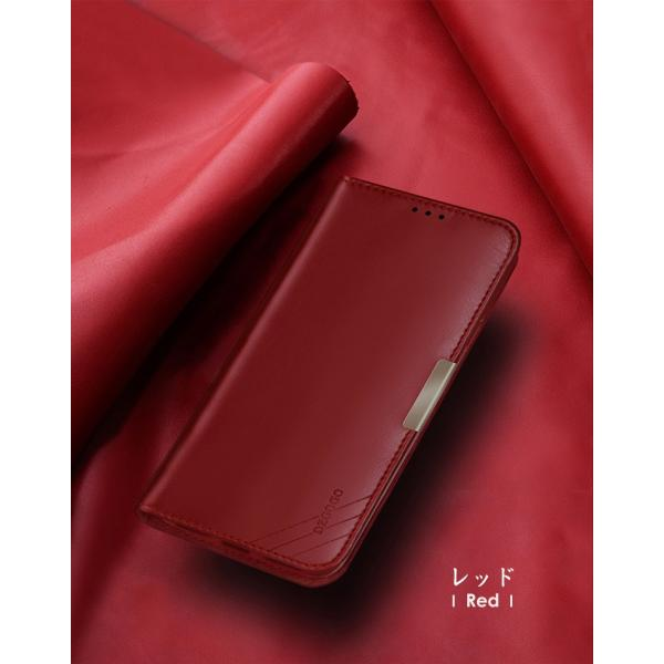 SONY Xperia XZ2 XZ2 Premium 手帳型 レザー おしゃれ ケース エクスぺリアXZ2 / SO-03K|visos-store|08