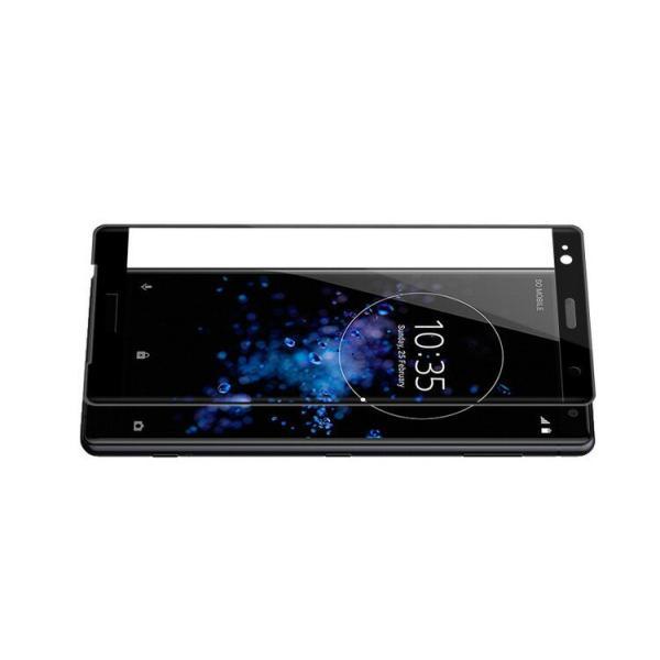 SONY Xperia XZ2 Premium XZ Premium XZ1 Compact XZS XZ ガラスフィルム 強|visos-store|02