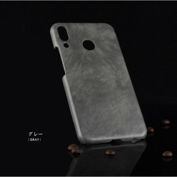 ASUS ZenFone 5Z ZS620KL/ZenFone5 ZE620KLハードケース ゼンフォン5 ZE620KL CASE 背面 ハードカバー 強化ガラスフィルム おまけ付き|visos-store|04