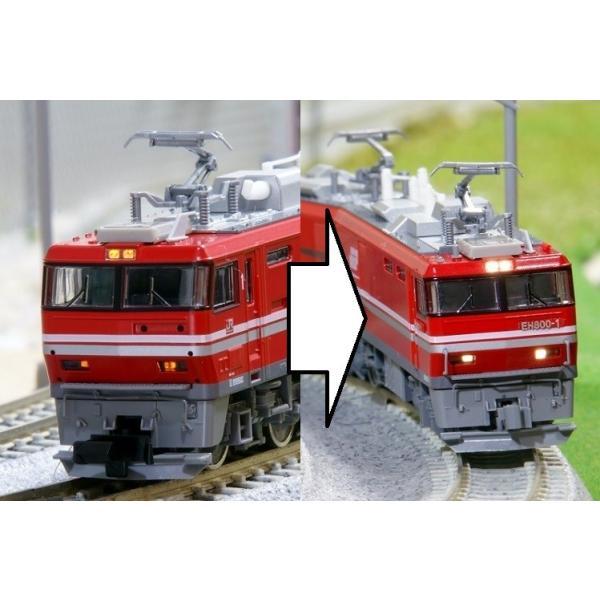 TOMIX機関車用 電球色ライト基板B 1枚入(EF66、EF510ほか)|vista2nd-shop|02