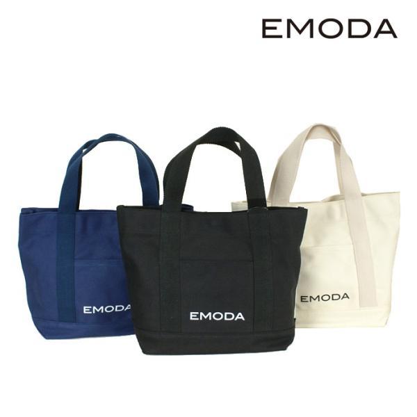 EM-9276 キャンバストート ミニ 小 レディースバッグ EMODA エモダ