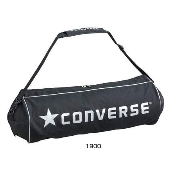 3個入れ コンバース メンズ レディース ジュニア ボールケース バスケットボールバッグ 鞄 C1812032