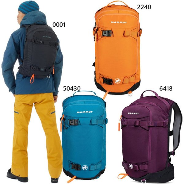 25LマムートメンズレディースニルヴァーナNirvana25リュックサックデイパックスノーバックパックバッグ鞄スキーバッグカント