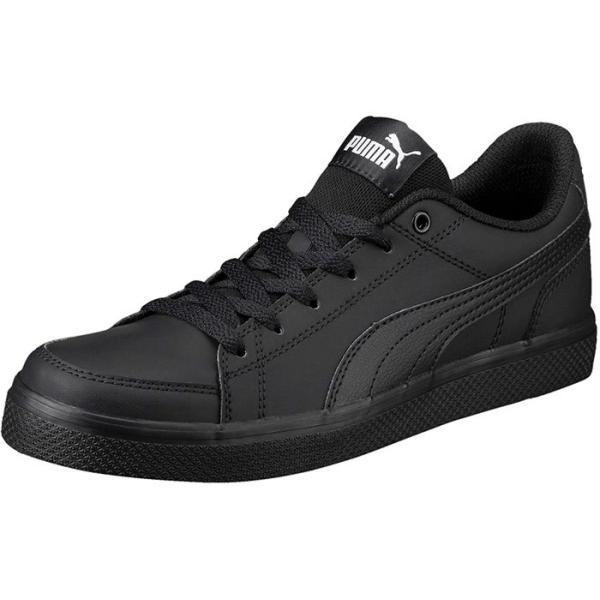 プーマ レディース ジュニア コートポイント バルク VULC V2 BG スニーカー シューズ 運動靴 紐靴 362947|vitaliser|03