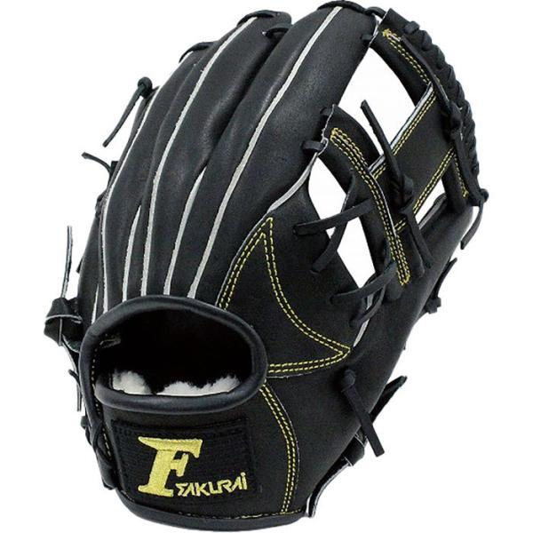 サクライ貿易 メンズ レディース 一般用 軟式グラブ 野球 軟式グラブ グローブ オールラウンド用 プロマーク PROMARK FG-6511