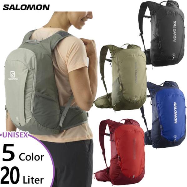 20L サロモン メンズ レディース トレイルブレイザー TRAILBLAZER 20 リュックサック デイパック バックパック バッグ 鞄 トレラン トレイルランニング