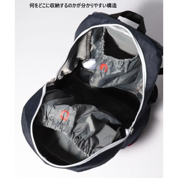 UMBRO×サカママ アンブロ ジュニア キッズ リュックサック デイパック バックパック ザック 鞄 サッカーバッグ サカママ コラボ商品 UJS1635J|vitaliser|04