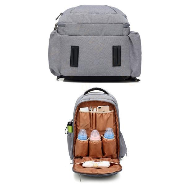 リュックサック リュック メンズ レディース 軽量 アウトドア バッグ ビジネスバッグ 大容量 カジュアル バックパック 通勤 通学 出張 撥水加工 旅行|viva-v1|06