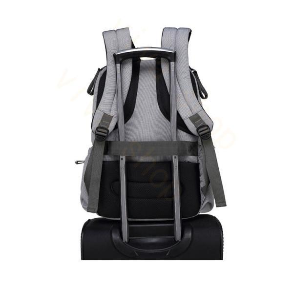 リュックサック リュック メンズ レディース 軽量 アウトドア バッグ ビジネスバッグ 大容量 カジュアル バックパック 通勤 通学 出張 撥水加工 旅行|viva-v1|07