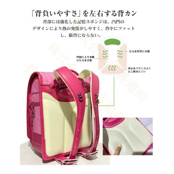 ランドセル 型落ち 大容量  軽量 通学バッグ リュック おしゃれ 多機能 A4教科書ノート対応 カバー付き 男の子 女の子 かわいいデザイン|viva-v1|04