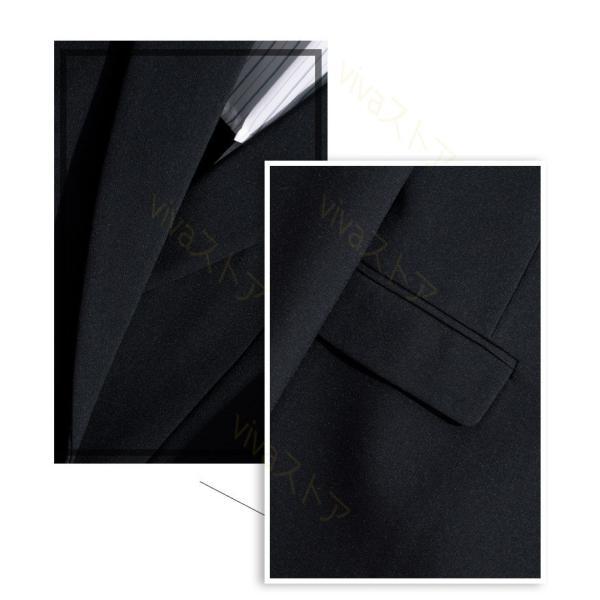 ジャケット メンズ テーラード ジャケット 夏 ブレザー サマー テーラード 長袖 ビジネス 紳士用 通勤 カジュアル アウター jacket 細身 春 秋 viva-v1 07
