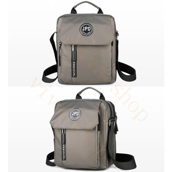 swisswin ショルダーバッグ ビジネスバッグ 大容量 メンズ バッグ レディース 斜めがけバッグ ミニショルダーバッグ 撥水 アウトドア 旅行 通勤 パック 予約販売 viva-v1 06