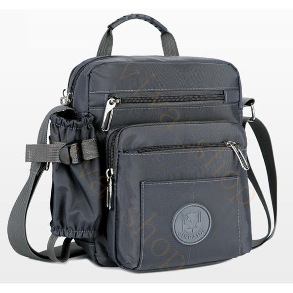 swisswin ショルダーバッグ ビジネスバッグ 大容量 メンズ バッグ レディース 斜めがけバッグ ミニショルダーバッグ 撥水 アウトドア 旅行 通勤 スクールバッグ viva-v1 04