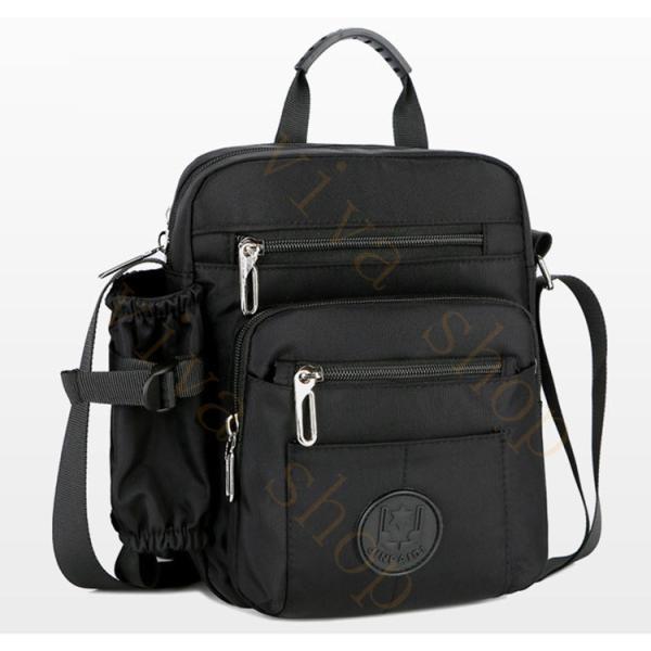 swisswin ショルダーバッグ ビジネスバッグ 大容量 メンズ バッグ レディース 斜めがけバッグ ミニショルダーバッグ 撥水 アウトドア 旅行 通勤 スクールバッグ viva-v1 05