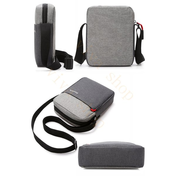 swisswin ショルダーバッグ ビジネスバッグ 大容量 メンズ バッグ レディース 手提げ 斜めがけバッグ パソコンバッグ 撥水 旅行 通勤 パック スクールバッグ|viva-v1|05