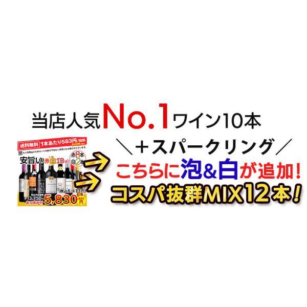 ワイン ワインセット お手頃 赤白泡 12本セット 金賞受賞ワイン入り 赤ワイン 白ワイン スパークリングワイン 送料無料 北海道 沖縄除く|viva-vino|02