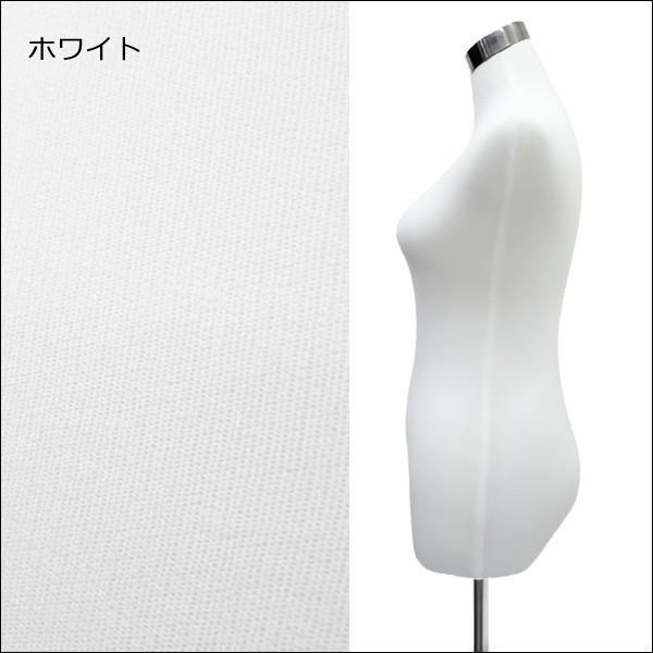 レディース トルソー 9号 白 パンツ対応 角型台J JWJ|vivaenterplise|05
