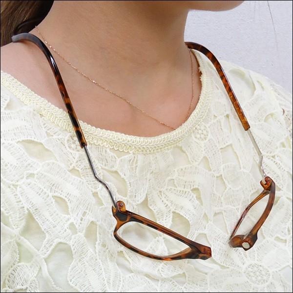 おしゃれ 首かけ老眼鏡 男女兼用 べっ甲 +1.5 +2.0 +2.5|vivaenterplise|03