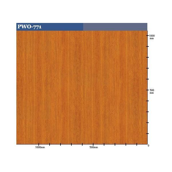 カッティングシート パロア 木目 122cm巾 PWO-771 アメリカンチェリー(柾)