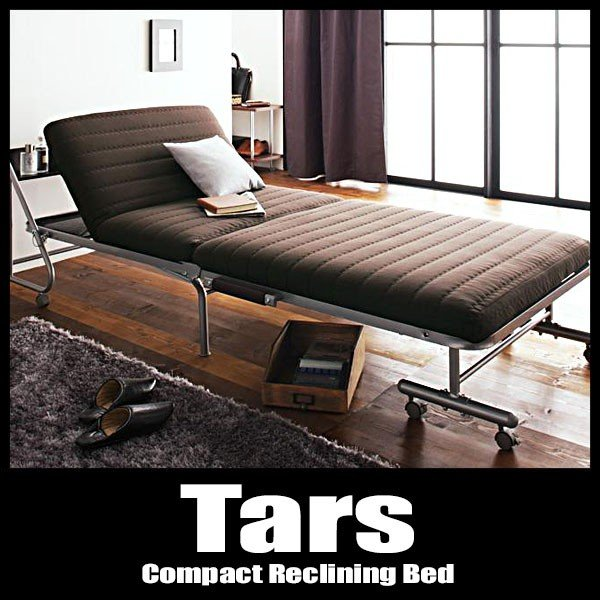 ベッド シングルベッド 折りたたみベッド マットレス付き vivamaria