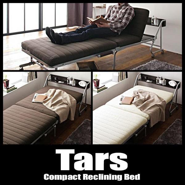 ベッド シングルベッド 折りたたみベッド マットレス付き vivamaria 06