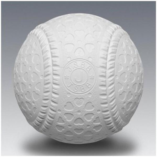 トップインターナショナル/軟式ボールJ号(1ダース) MIZUNO ミズノ 野球 ボール 軟式用 (16JBR12300)
